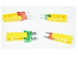 Wholesale of Insurance piece of clip pieces Car tablock clip auto fuse tools Medium Small general