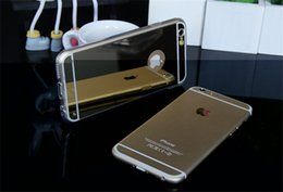Mirror TPU Fashion Electroplate Ultra-thin Clear Case Soft Cover for iPhone 11 Pro Max 6 7 8 Plus X XS XR XS Max LG Sony Samsung