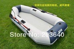 Wholesale rubber dinghy sailing yacht fishing inflatable boat botes inflaveis para pesca catamaran sea kayak inflatable boat pvc fishman