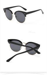 2015 Brand designer Round Sunglasses Women Oculos UV400 Points sun glasses fashion Female eyewear Women's shades outdoor sports