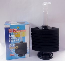 Wholesale Christian xy filter small fish tank water oxygen aquarium