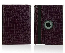 Crocodilian Pattern For Apple Ipad 2 3 4 Case Holder Ultra-Thin Slim Cover Colorful Flip Leather Case For Apple Ipad 234