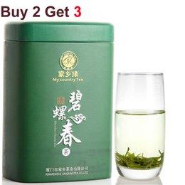 Wholesale Green Tea China Biluochun Tea Buy get With Box Chinese Green Tea Bi Luo Chun Best Christmas Gifts
