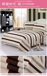 Wholesale NEW Polyester goods scenario bed flat sheet bedsheet good quality Down To Earth Marriage
