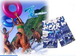 Wholesale Men s best gift shorts quick dry surf board shorts men summer sports beach pants Boardshorts swimwear
