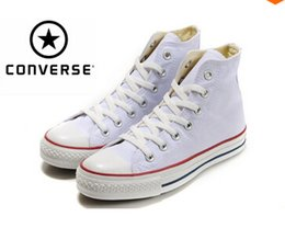 Wholesale High Quality ALL STAR Unisex Canvas Sneakers Fashion Classic High Top Sneakers Casual Skateboarding Shoe