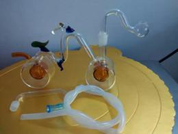 Wholesale Hookah - Bicycle glass Hookah, send accessories