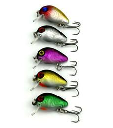 3D Yeux pêche des leurres 3 cm surpoids de roche commerce attraper appât 1,5 g Mini soft Set les appâts 10 # poissons crochet noir à partir de mini-roches fournisseurs