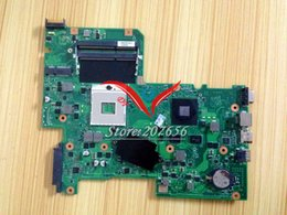 Wholesale MBRN70P001 Laptop motherboard for acer G notebook system board P N N1 NX3G00