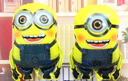 Wholesale New High Quality Despicable Me Minion Minions Foil Balloons Classic Toys Best Gift For Girls