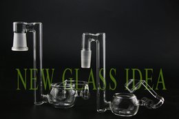 smoking glass dropdown honeycomb bucket with quartz bucket for oil smoking accessories water pipe quartz bucket