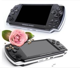 Game Player 8GB 4.3inch LCD Game Console MP5 Player Built-in 1000 Games Voice Recorder Camera TV-Out Handheld Game Player