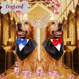 Free shipping ! Extra Large Dog Pet Bandana Scarf Party Holloween Pet Dress-up Clothes