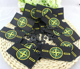 Wholesale Iron on patches Roling Stone Muddy Waters rock band embroidery fabric Music Band Patch applique