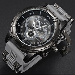 La montre-bracelet pour hommes en Ligne-2016 V6 Montre Homme militaire originaux Grande NN Relogio Masculinos Sport Montres