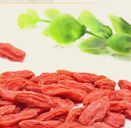 Wholesale Weight Loss Better Sex Top Grade Goji Berrie Organic Dried Wolfberry Ning Xia Small Goji Berry Chinese Lycii Herbal Tea grams of a bag