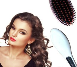 Wholesale 2016 hot Beautiful Star NASV Hair Straightener New Style Straight Hair Styling Tool Flat Iron With LCD Electronic Temperature Controls