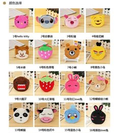 Wholesale-Free shipping girls wallets, coin purses,Mini wallets, Small zero wallet for women, cartoon zip coin pocket,wholesale