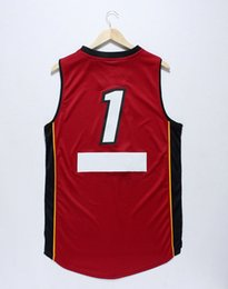 Wholesale Christmas Chris Bosh Jersey New Material Rev Basketball jersey Best quality Authentic Jersey Size S XXXL Accept Mix Order