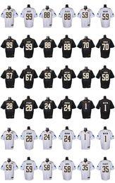 Wholesale 2016 Pro Bowl Mens Jerseys Panthers Josh Norman Luke Kuechly Greg Olsen Cam Newton Black White Stitched Jerseys