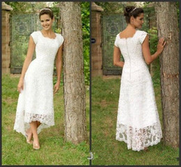 discount informal wedding dresses