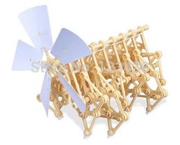 Wholesale Theo Jansen Strandbeest Miniature Beasts Artificial Intelligence cm
