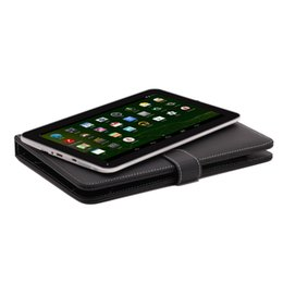 """Tablette quad core 8gb en Ligne-iRULU 10.1 """"Tablet PC Android 5.1 A33 Comprimés Quad Core 1024 * 600 capacitive 8GB / 1G 10"""" Tablette avec clavier Case"""