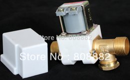 Wholesale Electric Solenoid Valve for Water Air NC V DC quot Normally Closed