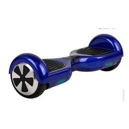 Wholesale Smart Balance Wheel with Bumper Strip Well Protected Two Wheel Self Balancing Electric Scooter mah LG Sumsung