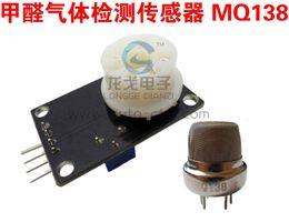 Wholesale Long Ge Electronic formaldehyde gas detection sensor MQ138 aldehydes and alcohols gas sensor module