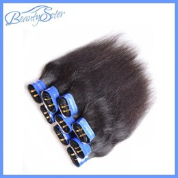 Wholesale Beautysister Hair Products New Arrival Brazilian Virgin Hair Natural Straight Style Bundles Straight Brazilian Human Hair