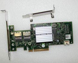 Wholesale PERC H200 Gb s Port SAS SATA RAID Card w Brackets U039M MCV RR9J for DELL