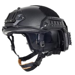 Wholesale Tactical Helmet NEW FMA maritime ABS DE For Airsoft Paintball TB815 cycling helmet