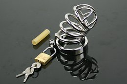 latest chastity device Male Chastity Device Cock Cage,male chastity devices stainless steel bdsm male Chastity A080