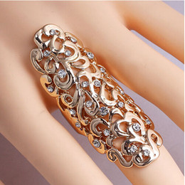 Golden&Silvery Crystal Cluster Rings For Women For Lady For Girls Trendy Jewelry Finger Bague Ring