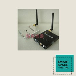 2.4G wireless video receiver four channel receiver with browsing function