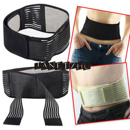 waist brace support spontaneous heating protection magnetic therapy belt