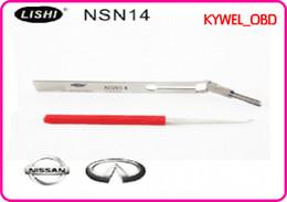 LISHI NSN14 for Nissan car lock pick tool, Nissan car opener,NSN14 nissan Infiniti auto door lock tool