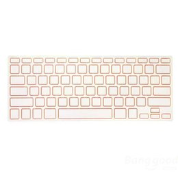 Wholesale-FunSolo US Silicon Keyboard Protector Skin Cover For Macbook Pro