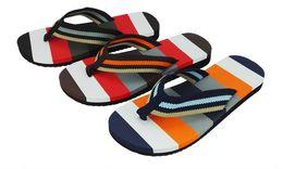 Wholesale Men S Flip Slippers EVA Massage Beach Slipper Casual Reef Sandals Non Slip Flat Heel Flip Slippers Size D786L