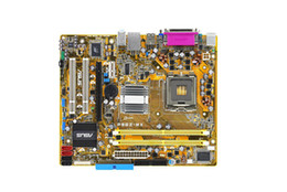 Wholesale-original motherboard for ASUS P5GZ-MX LGA 775 DDR2 945GZ Desktop motherboard Free shipping
