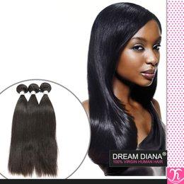 Ms Queen Hair Virgin Straight Hair 4 Piece Bundle Sale Brazilian Straight Virgin Hair Weave Queen Ltd Virgin Hair brazilian hair extension