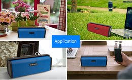 Wholesale Stereo Super Bass S311 Wireless Portable Speaker Bluetooth Mini Speakers Hifi Amplifier Sound Box with Mic Handsfree for iPhone HTC Xiaomi