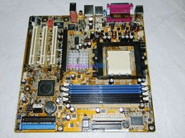 Wholesale NEW HP Asus A8AE LE Socket Desktop mATX Motherboard DHL UPS