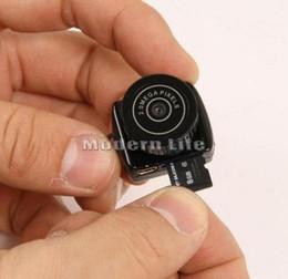 Wholesale Mini Camcorder Super Spy Ultra Smallest Portable camera HD CMOS Mega Pixel Video Audio Camera P JPG P Hidden DVR Recorder