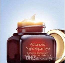 Wholesale Famous Brand Anti Puffiness Dark Circle Anti Aging Moisturizing eye cream Advanced Night Repair Eye cream ml