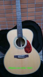 Wholesale 2014 NEW Brand OMJM John Mayer Natural Acoustic Guitar W O Fishman pickups