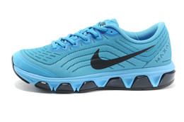 Wholesale Nike Men s Sports Shoes Air Max Tailwind Running Shoe C Blue Black