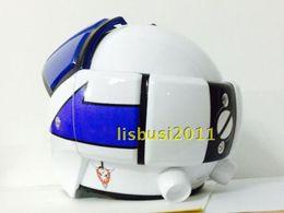 Wholesale MASEI XCROSS DOT BELL HJC ICON HELMET BLUE amp WHITE