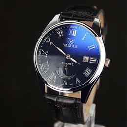 307 clásico negocio de la moda de ocio elite cuadrado elegante vida impermeable correa calendario dos pin medio reloj